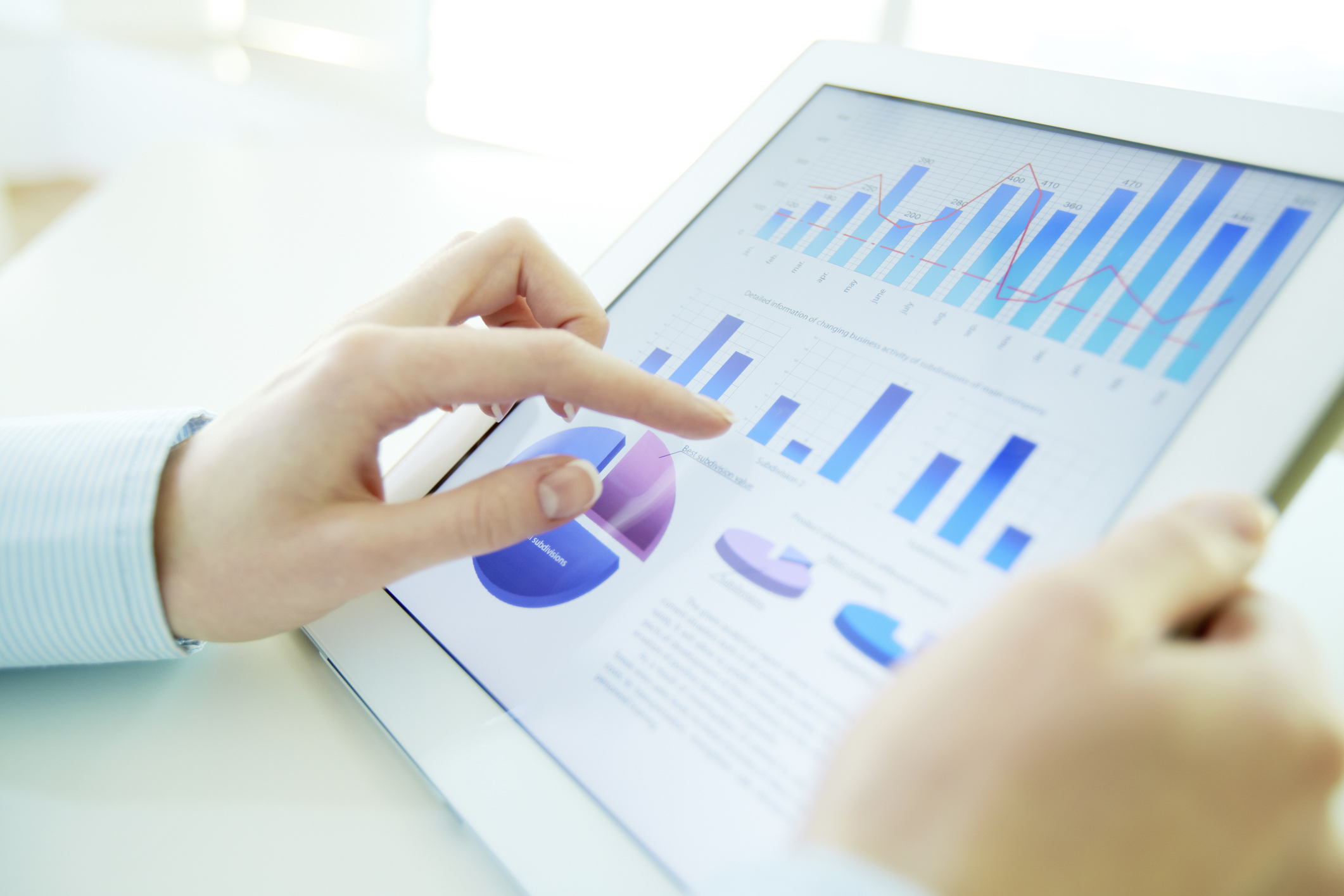 L'informatique décisionnelle, pour une gestion performante des données de l'entreprise