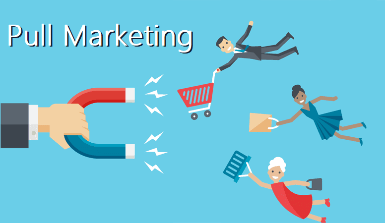 Référencement internet : en quoi le Pull Marketing est plus important que l'Inbound Marketing ?