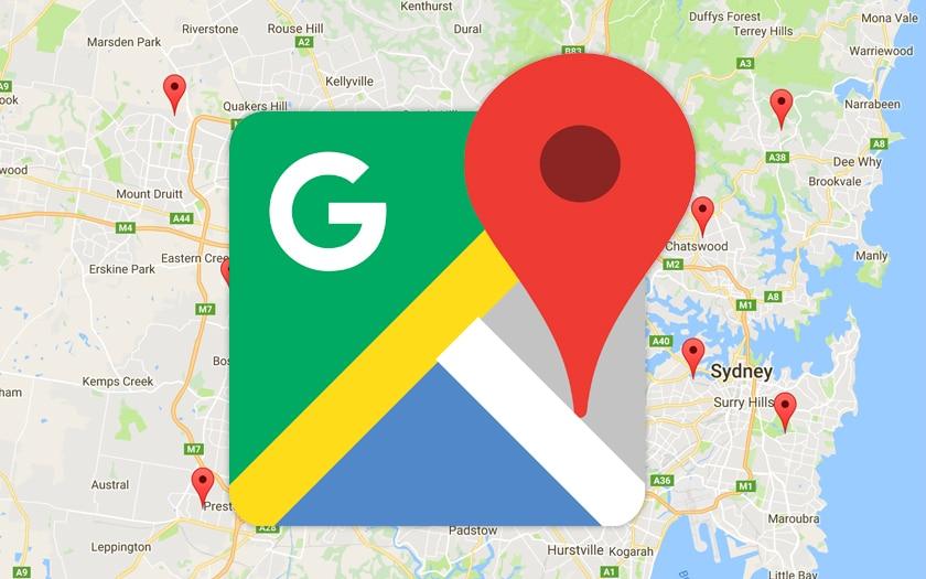 Les astuces utiles sur Google Maps