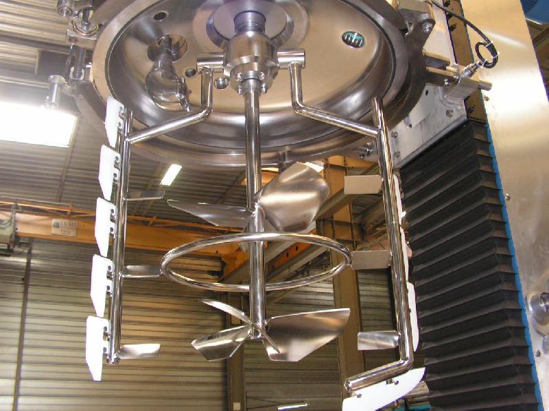 Qu'est-ce que le mélangeur industriel ?